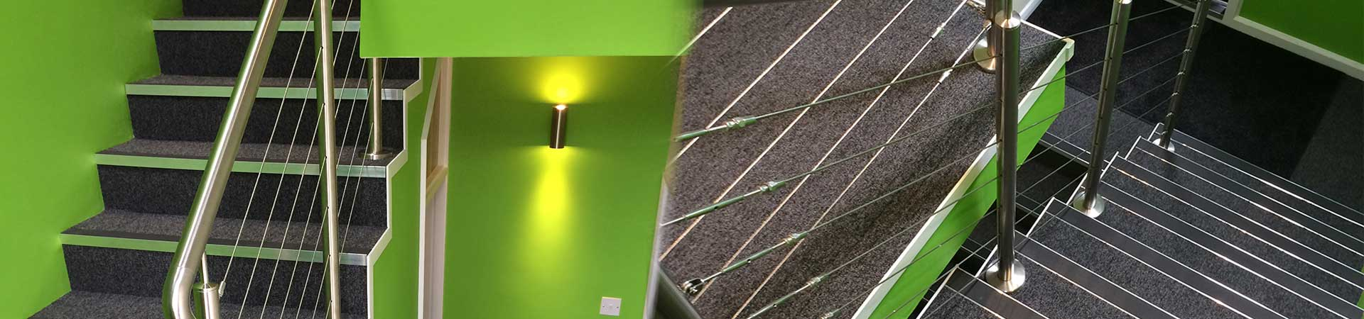 COMMERCIAL STAIR FLOORING